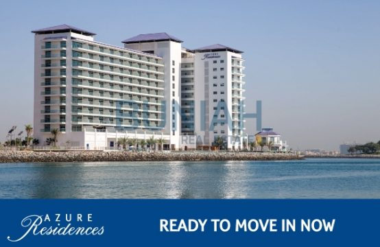1 Bedroom &#038&#x3B; 2 Bedroom available for sale at Azure Residences, Palm Jumeirah