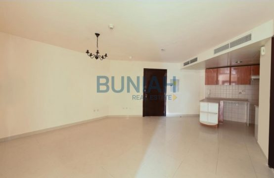 SZR View!! 2 bedroom with balcony available for rent at Dubai Gate One