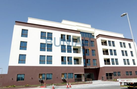 Spacious 2 bedroom with balcony available for rent at Masaar Residence, JVC