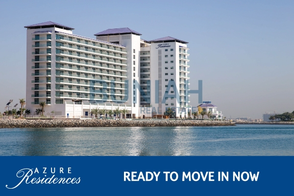 1 Bedroom & 2 Bedroom available for sale at Azure Residences, Palm Jumeirah