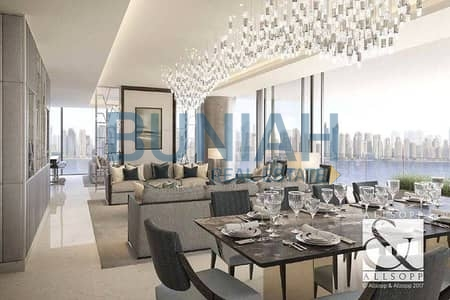 Studio, 1Bedroom & 2 Bedroom available for sale at The Palm Tower, Palm Jume